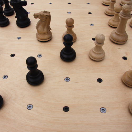 chess board design