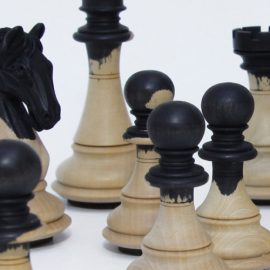 chess design pieces
