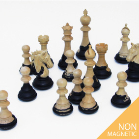 Wooden Luxury Chess Pieces
