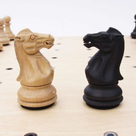 magnetic chess pieces