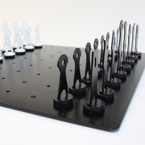 chess outdoor design