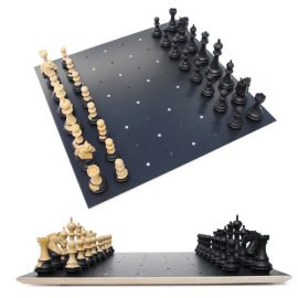 chess art for interior home design