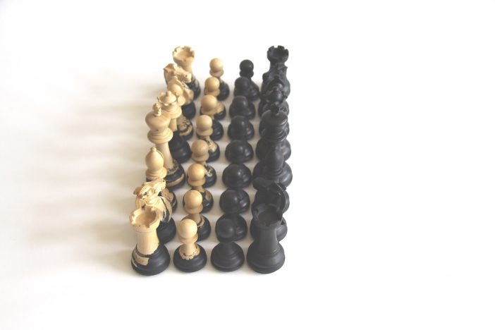 different-chess-pieces