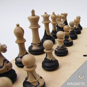 Chess Sets Wood Basic