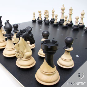 Chess Sets Luxury Wood